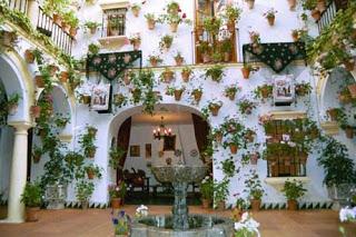 Patio andaluz skaldy3d - Patios andaluces decoracion ...