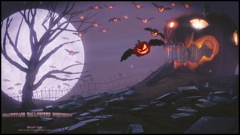 Graveyard_Pumpkins