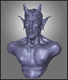 Demon clay