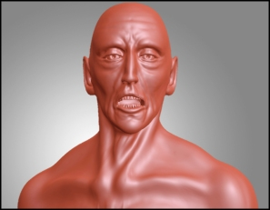 Man clay